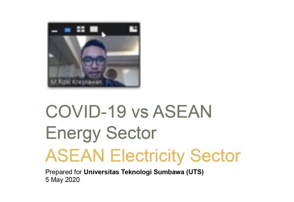 COVID-19 vs Electricity Sector
