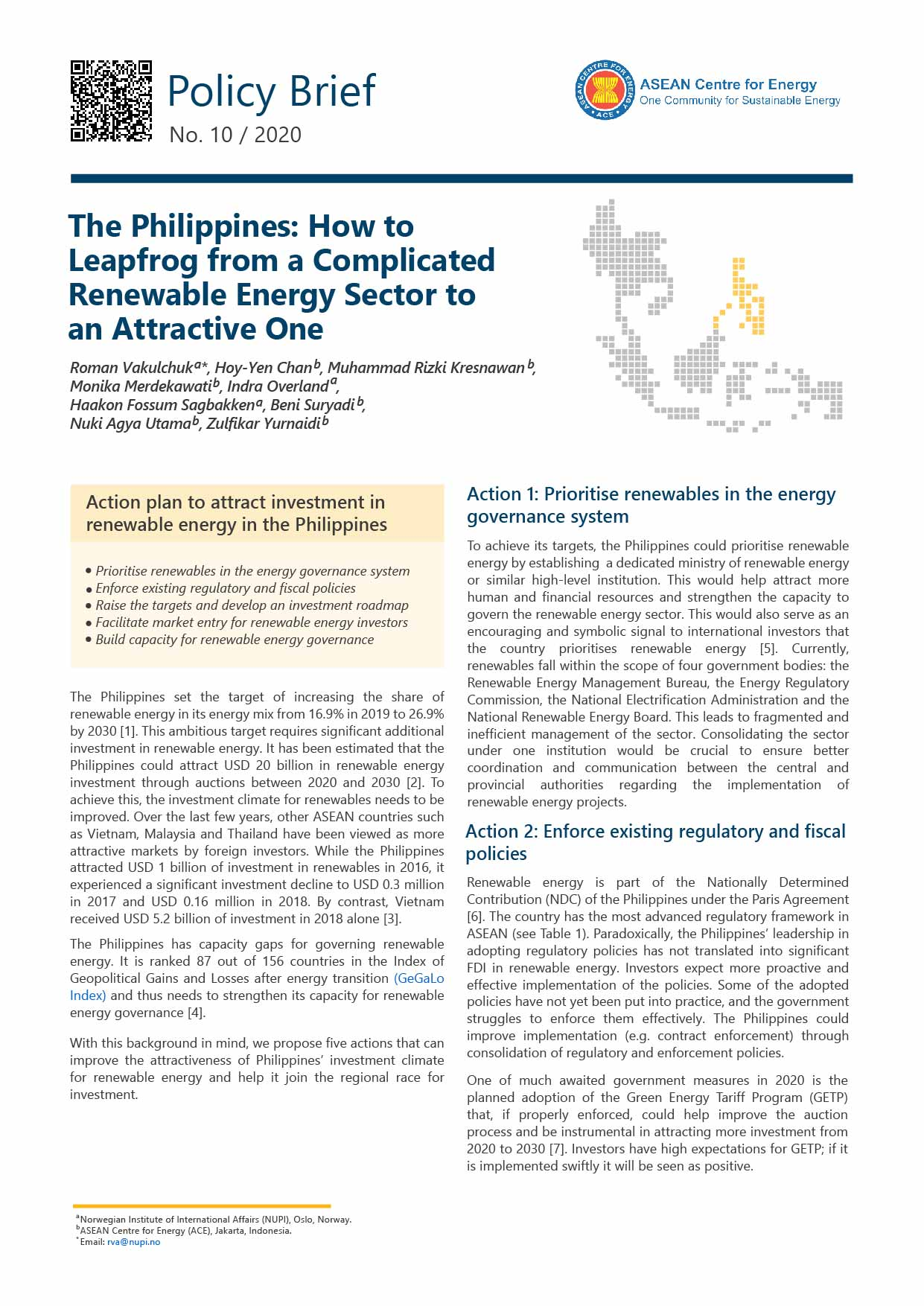 RE Investment Series - The Philippines