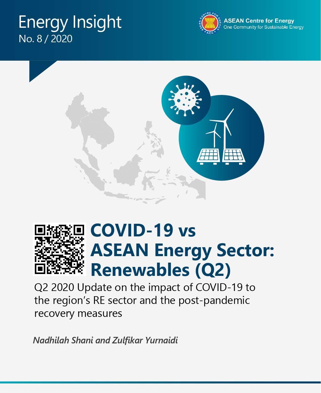 Q2 COVID-19 vs ASEAN Energy Sector: Renewables