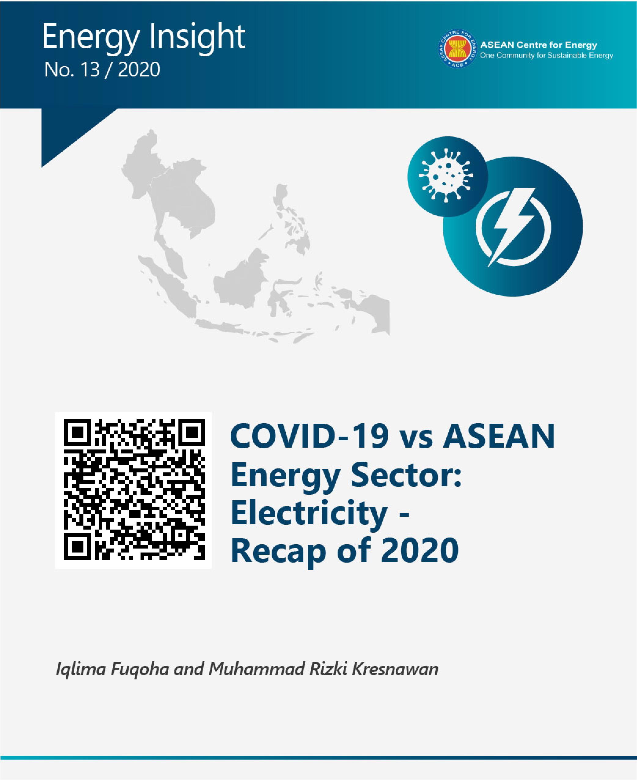 COVID-19 vs ASEAN Energy Sector: Electricity - Recap of 2020