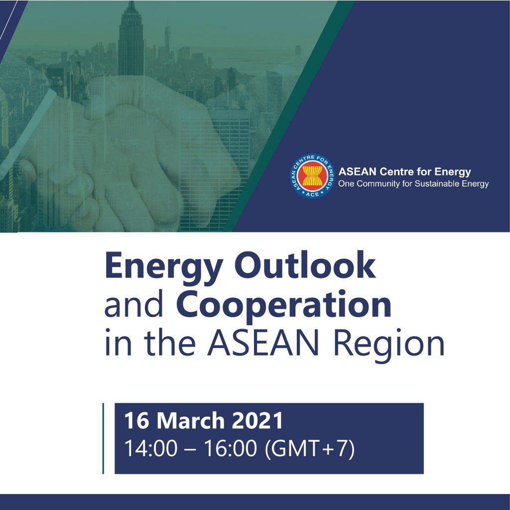Energy Outlook and Cooperation in the ASEAN Region