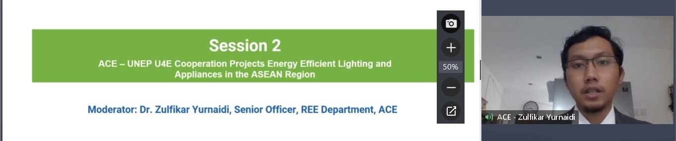 Realizing the Shift of ASEAN's Markets to Energy-Efficient and Climate Friendly Appliances
