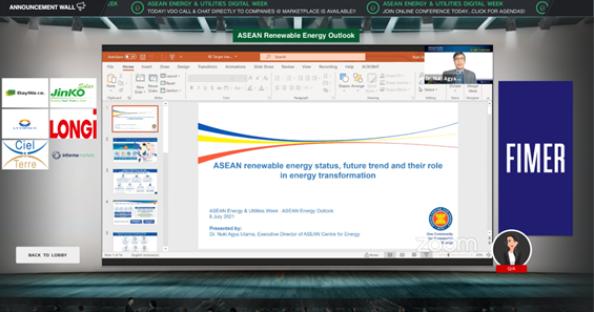ASEAN Energy and Utilities Digital Week