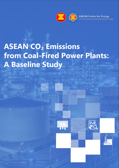 ASEAN CO2 Emissions from Coal-Fired Power Plants: A Baseline Study